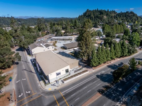 CAW Architects - Scotts Valley Middle School, Scotts Valley, CA