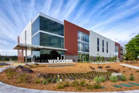HPS Architects - Kaiser MOB, Santa Rosa, CA