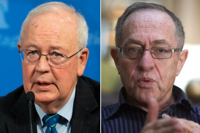 GP: Kenneth W. Starr (a.k.a. Ken Starr) and Alan Dershowitz, Senate impeachment trial of Donald Trump