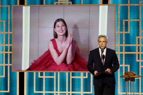 "GP: NBC's ""78th Annual Golden Globe Awards"" - Show"