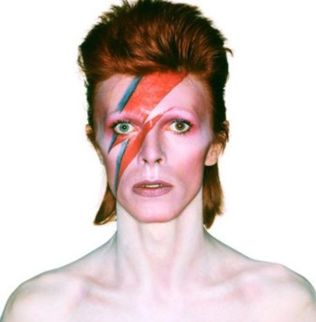 David Bowie S Iconic Makeup Looks