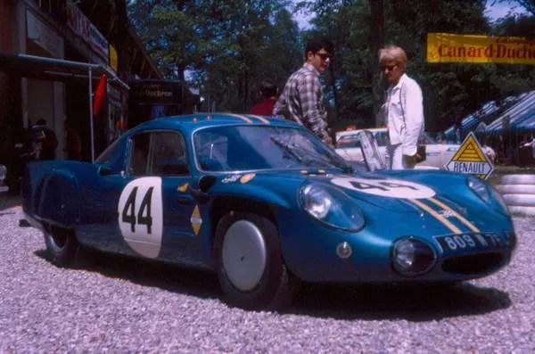 Alpine A210 1966