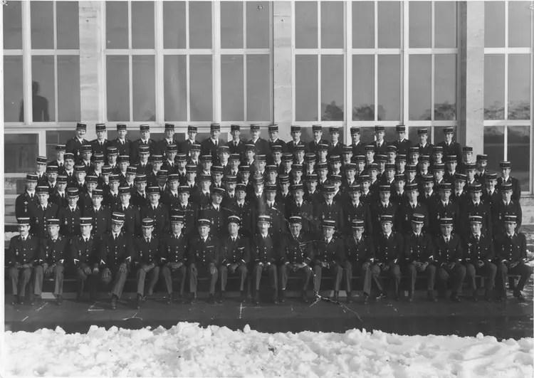 Photo de classe 22me stage CEG BERLIN 19781979 de 1978 Ecole Gendarmerie Esog  Copains davant