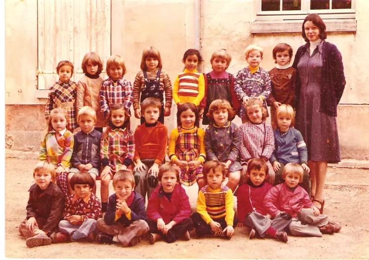 Photo de classe Maternelle Mortcerf octobre 1976 de 1976 Ecole De Mortcerf  Copains davant