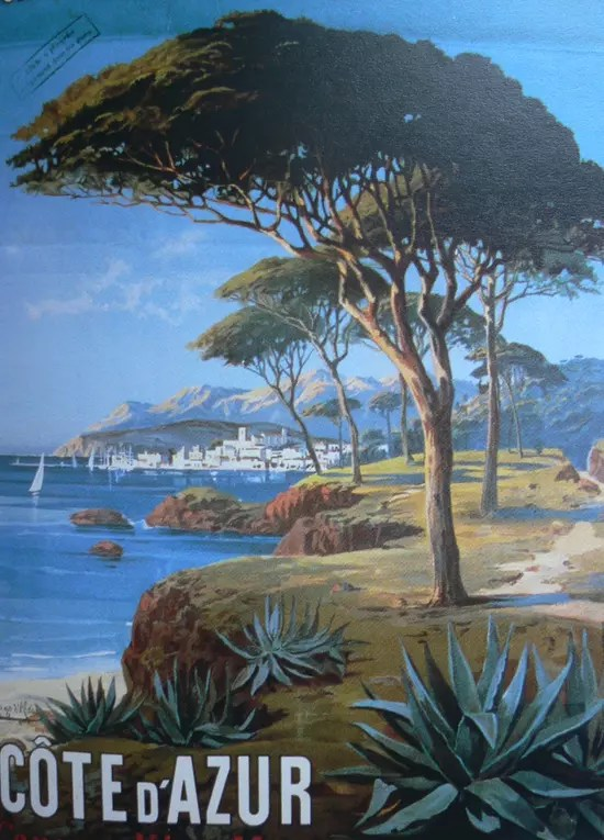 La Côte d'Azur d'autrefois... dans Photographies de la France d'autrefois vacances-d-autrefois-cannes-france-1057254635-1318412