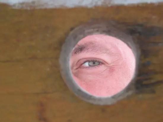 Mon Oeil - Auto Portrait