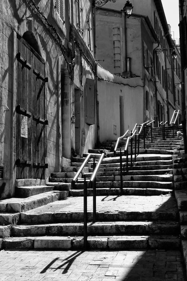 Marseille En Noir Et Blanc Par Andr LACROIX Sur LInternaute