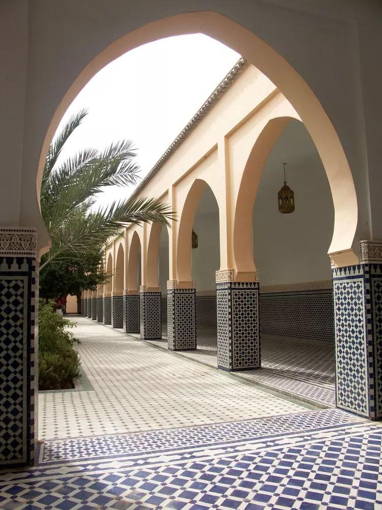 Architecture arabe contemporaine par Marc CHARTIER sur L