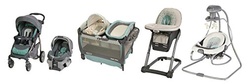 graco winslet high chair renting tables and chairs stroller, car seat, pack 'n play, & rocker combo reviews