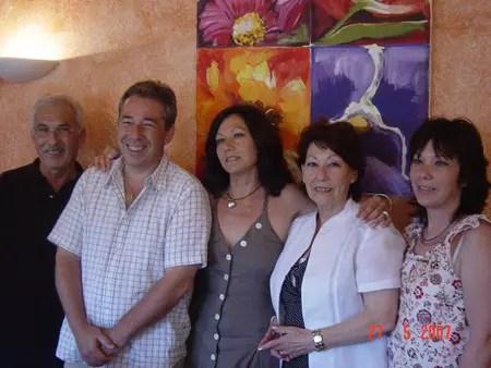 Serge GONZALEZ 60 Ans LA ROQUETTE SUR SIAGNE NICE