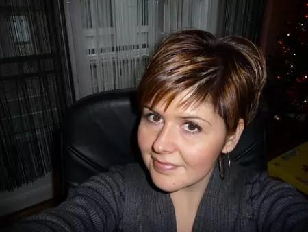Audrey BREDA SCHWARTZ 38 ans NANTES CERGY EAUBONNE  Copains davant