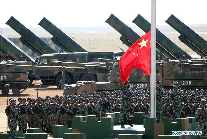 Sức mạnh quân sự Trung Quốc đáng sợ hơn phương Tây vẫn nghĩ - 1