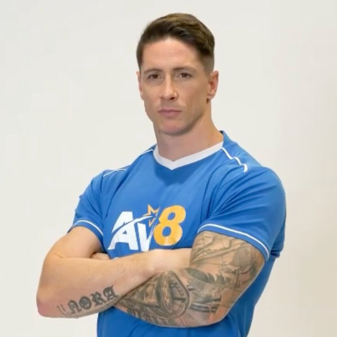 """Fernando Torres """"lột xác"""" ngỡ ngàng gây sốc: Cơ bắp cuồn cuộn như lực sĩ"""