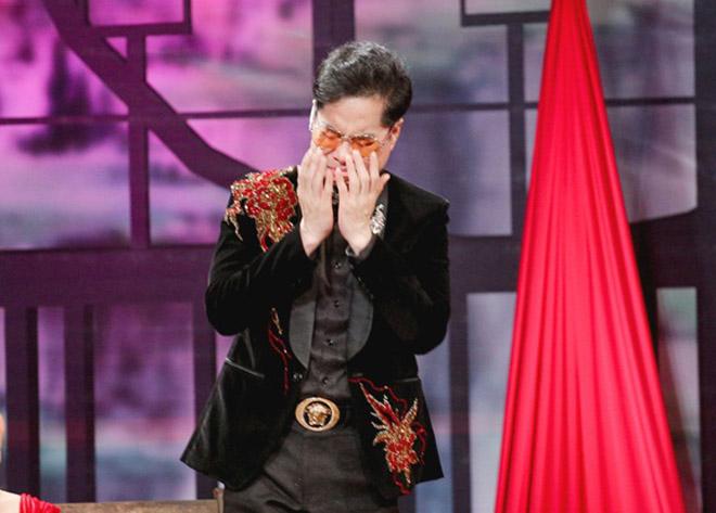 Lý do khiến Ngọc Sơn ôm mặt khóc nức nở trên sóng truyền hình - 2