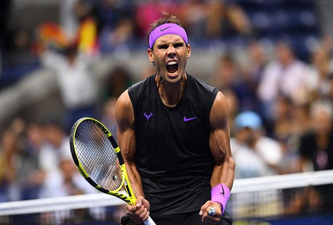 Nadal vô địch US Open: Một trận đấu, một đời người - 1