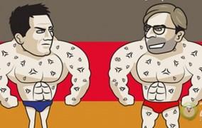Ảnh chế: Chelsea đấu Liverpool, cuộc chiến không cân sức