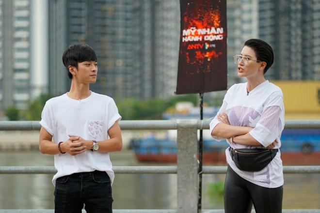 Trang Trần thẳng tay bắt lỗi DJ Oxy khi giúp người bị tai nạn giao thông - 5