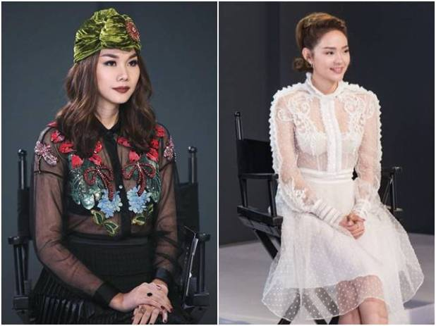 Minh Hang, Thanh Hang cannot appoint both internal medicine on television