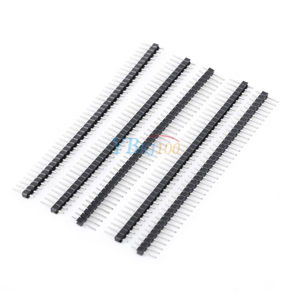 1450Pcs Jumper Wire Connectors Kits 2.54mm PCB Pin Headers