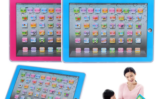 Baby Tablet Educational Toys Girls Toy For 1 2 Year Old