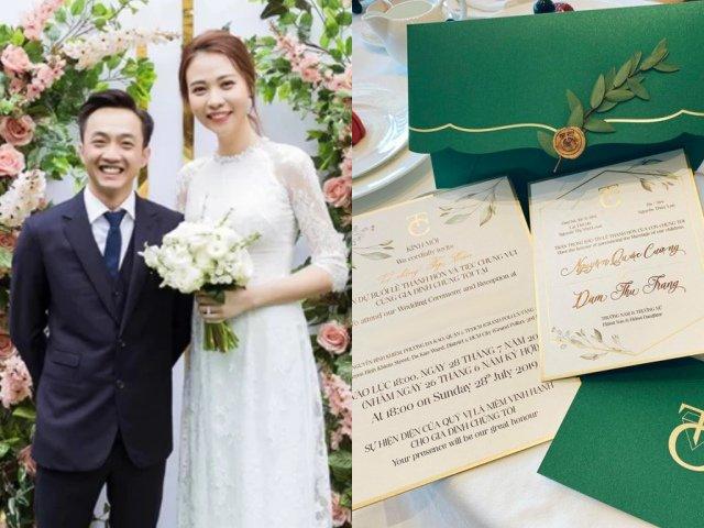 Sau khi lộ thời gian tổ chức đám cưới, Cường Đô La tung clip cầu hôn Đàm Thu Trang