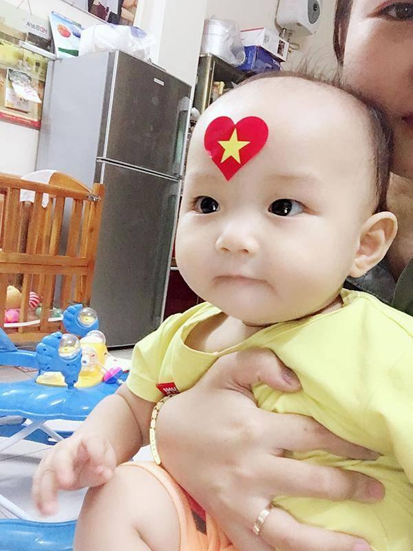 """""""chau noi"""" hlv park hang-seo hut nghin like 2018 gio da co em trai, nhin anh ma bat ngo - 4"""