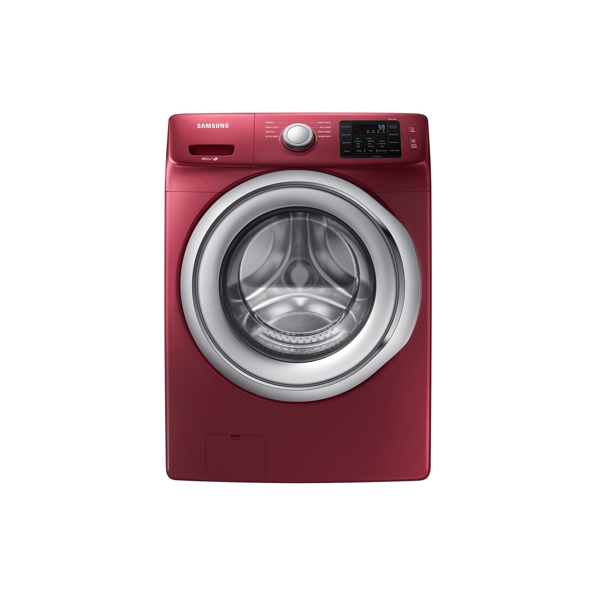 hight resolution of wf5300 4 5 cf front load washer w vrt plus 2018 washers wf45n5300af us samsung us