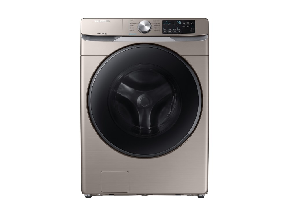 medium resolution of front load washer with steam wf45r6100 owner information support samsung us