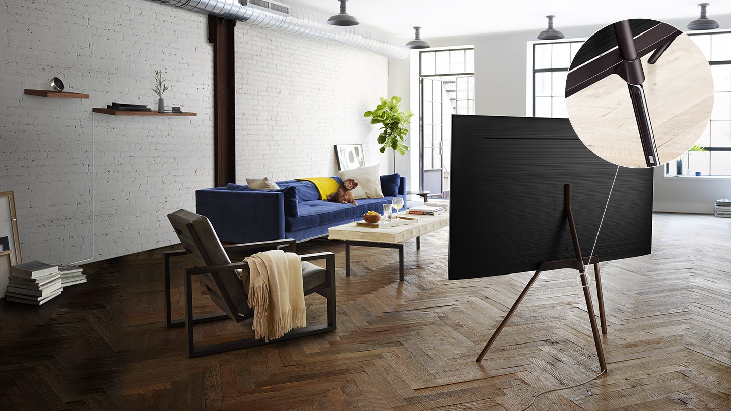 Studio Stand for 65  55 Q Series TVs Television  Home