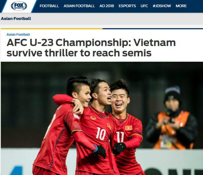 """U23 Việt Nam tạo """"đại địa chấn"""": Báo Qatar có cách hạ """"xe bus"""" Park Hang Seo - 6"""