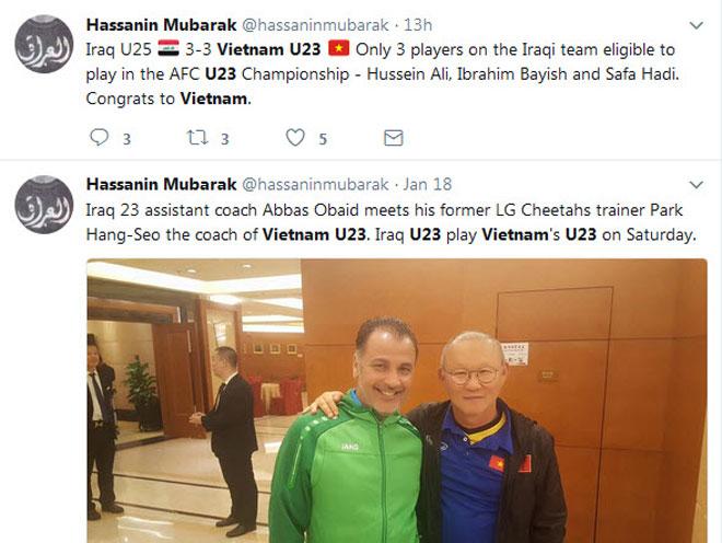 """U23 Việt Nam tạo """"đại địa chấn"""": Báo Qatar có cách hạ """"xe bus"""" Park Hang Seo - 2"""