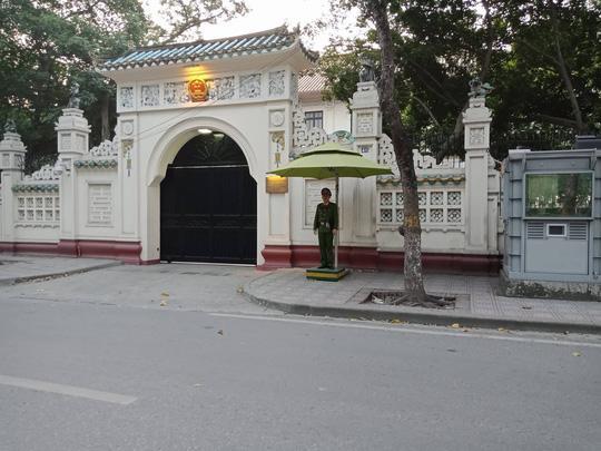 Đại sứ quán Trung Quốc mở cửa cấp visa riêng cho cổ động viên U23 Việt Nam - 1