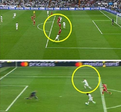 Real–Ronaldo được trọng tài biếu: Đêm nay đến lượt Barca - 1