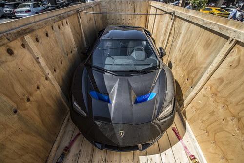 Cận cảnh Lamborghini Centenario giá 43,1 tỷ đồng - 3
