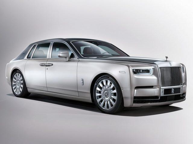 Rolls-Royce Phantom thế hệ 8 hoàn toàn mới ra mắt - 1