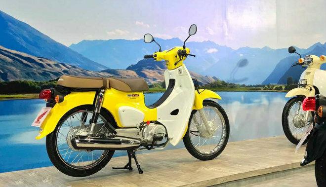 2018 Honda Super Cub 110 về Việt Nam, đắt hơn SH 125 - 3