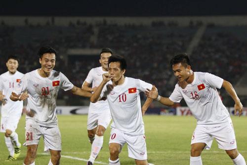 Myanmar – Việt Nam: Đẳng cấp thủ quân (bảng B AFF Cup 2016) - 1