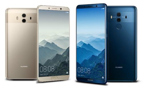 Trình làng Huawei Mate 10 và Mate 10 Pro: Hơn cả smartphone - 6