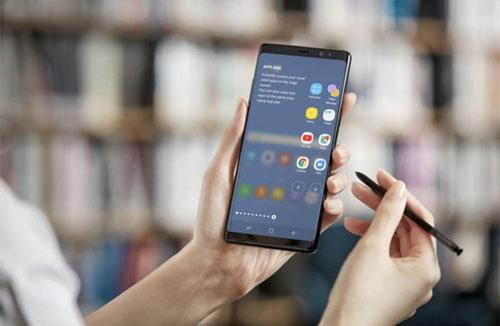Bút S-Pen trên Galaxy Note 9 hứa hẹn còn thú vị hơn nhiều - 1