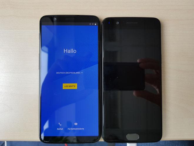 """Nóng: OnePlus 5T đã """"hiện hình nguyên hình"""" với màn hình vô cực tuyệt đẹp - 3"""