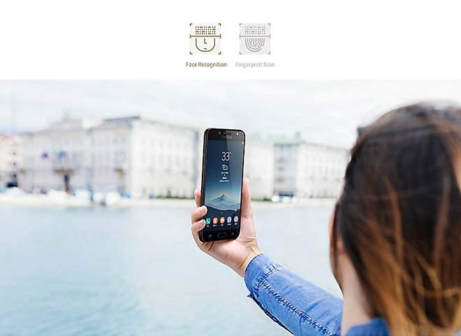 Top smartphone có nhận diện khuôn mặt như iPhone X, giá rẻ hơn nhiều - 3