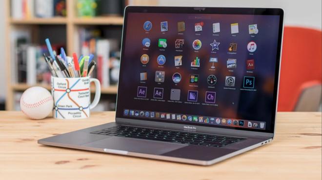 MacBook Pro 15 inch (2017): Laptop siêu chuyên nghiệp - 5