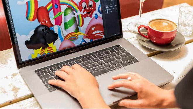 MacBook Pro 15 inch (2017): Laptop siêu chuyên nghiệp - 10