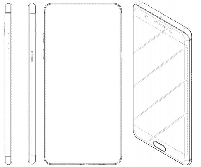 Loạt bằng sáng chế khiến iPhone X là bại tướng của Galaxy X và S - 3