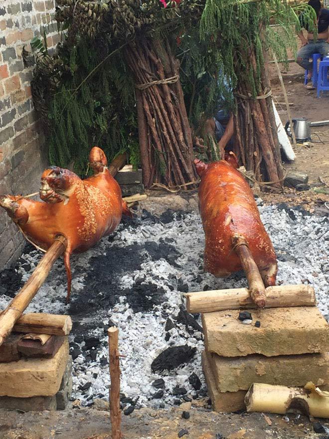 Lợn quay xứ Lạng – đặc sản ngon nức tiếng của núi rừng Đông Bắc - 3