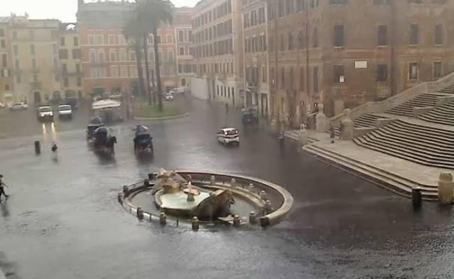 Meteo Lazio Roma Possibili Forti Temporali Stanotte 3b
