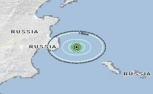 Terremoto Russia Scossa Di Magnitudo 5 7 A Klyuchi Tutti