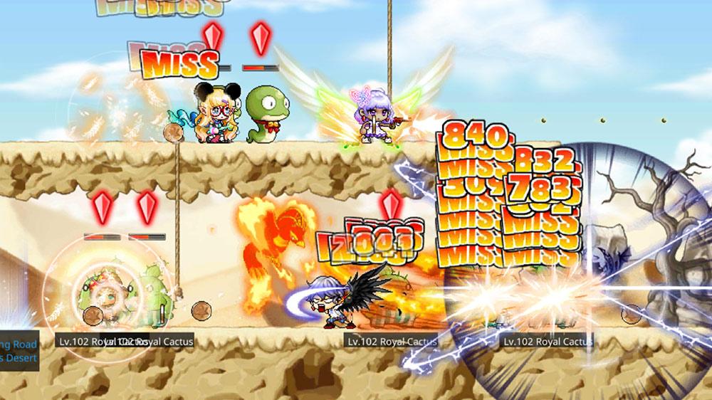 《楓之谷M》于今日正式啟動事前預約活動_九游手機游戲