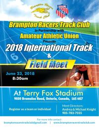 AAU - Track and Field