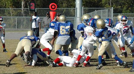 2008 AAU Football National Championships